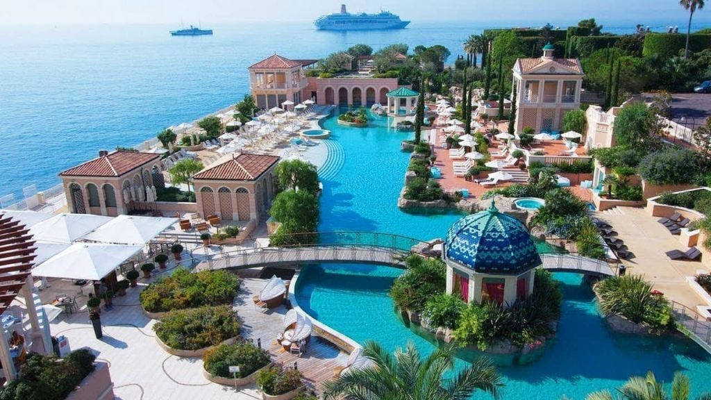 A Few Of The Grandest Luxury Hotels In France